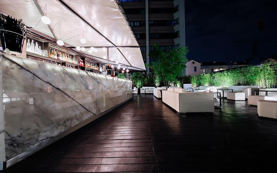 11rooftop > Terrazza Estiva nel centro di Milano